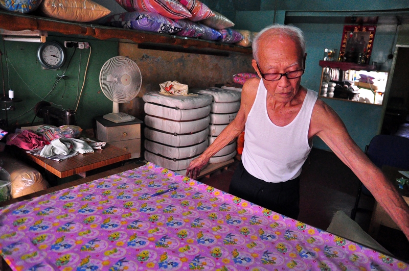 Penang Blanket Maker