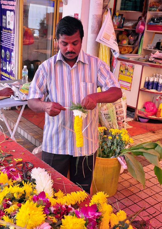 Flower Weaver