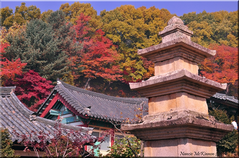 Buseoksa Temple, Korea