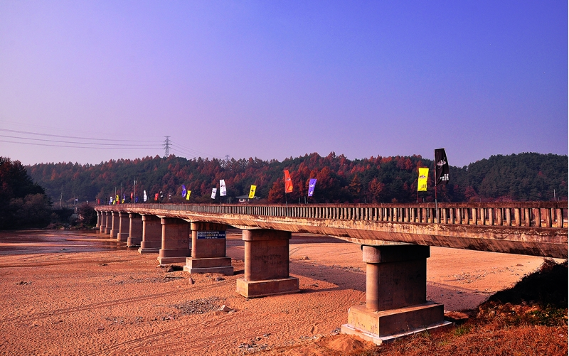 Museom Village Bridge