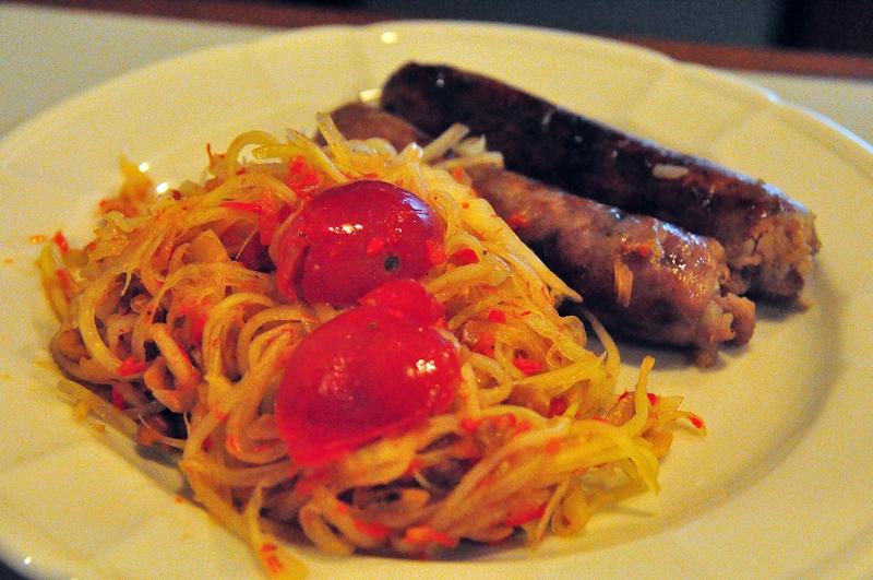 Street Food Dinner