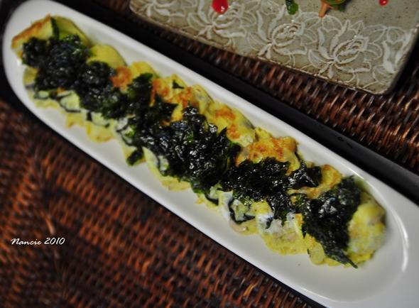 Gyeran Mari -- Rolled Egg Omelet