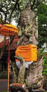 Balinese Style Statue