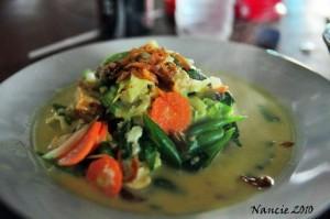 Naughty Nuri's Amazing Vegetable Curry!