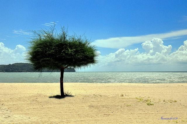 Cenang Beach, Langawai, Malaysia