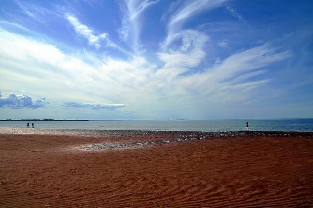 Rushton Beach, near Tatamagouche, Nova Scotia