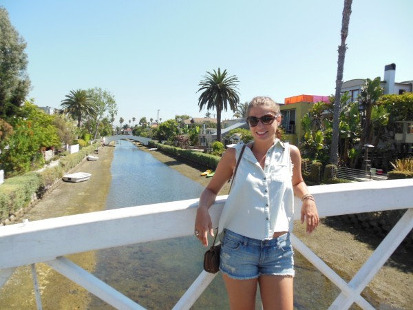At Venice Canals