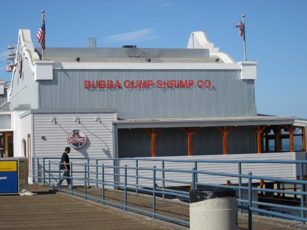 Bubba Gump Schrimp Co
