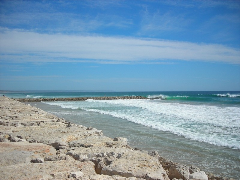 Caparica Beach, Portugal (Photo Credit  Tet Sy; creative commons license)