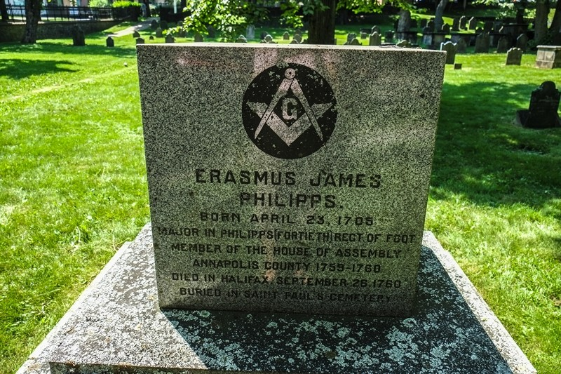 Erasmus James Phillips