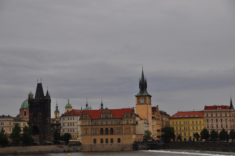 View from Kampa Island