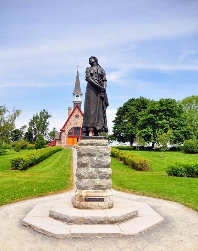 UNESCO Site: Grand Pre, Nova Scotia