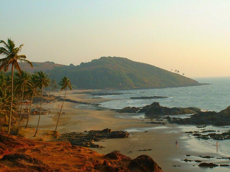 Vagator Beach, Goa