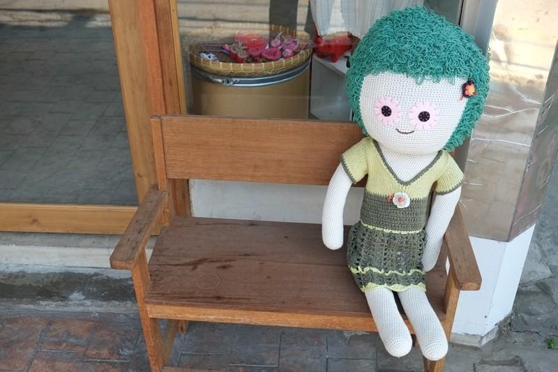 Doll Art, Chiang Mai, Thailand
