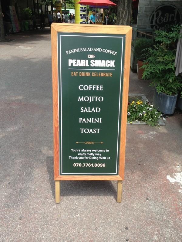 Pearl Smack, Daejeon