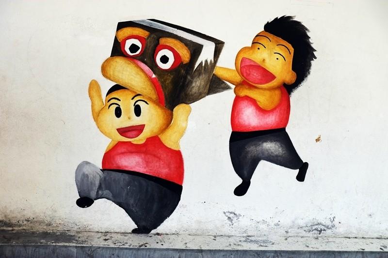 Pennag Street Art