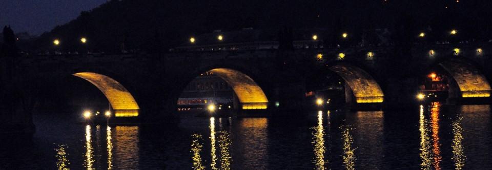 Travel Photo Thursday — 09/18/14 — Night Time Prague