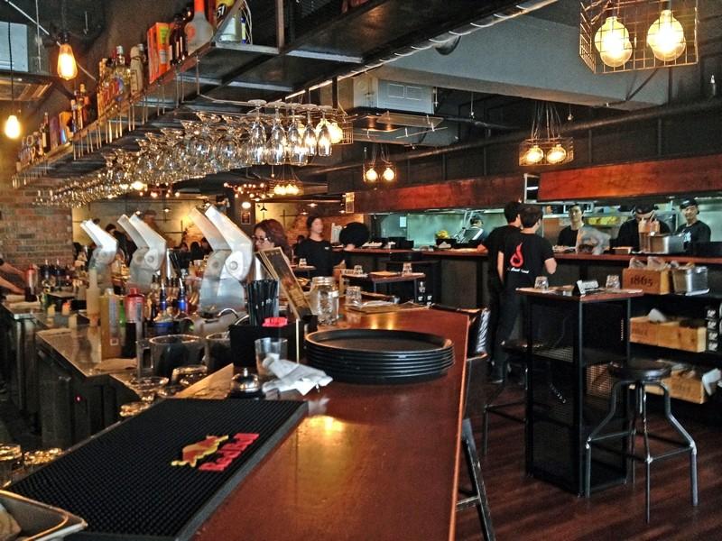 Dining Room, Vatos Urban Tacos, Seoul