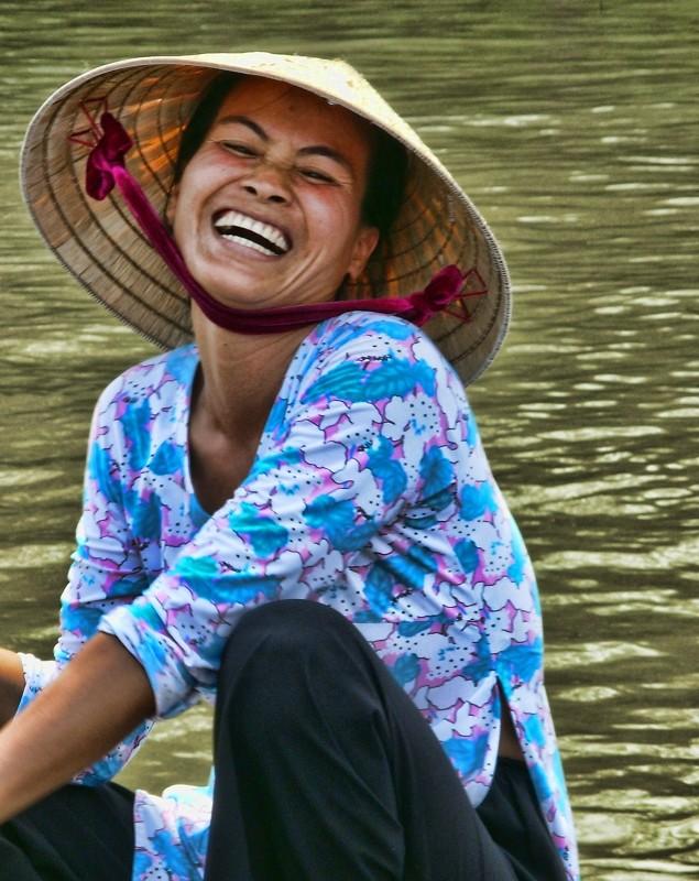 Vietnamese Lady, Vietnam