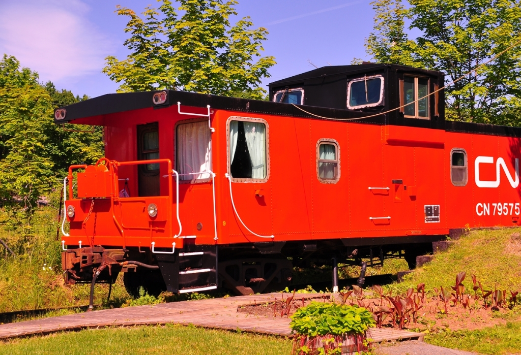 Train Station Inn, Tatamagouche, Nova Scotia, Canada